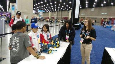 Niños paraguayos se destacan en Mundial de Robótica