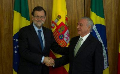Mandatario brasileño abre nuevas puertas a la inversión española