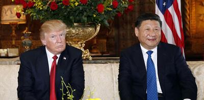 """Xi Jinping pidió """"moderación"""" tras hablar con Trump sobre Norcorea"""