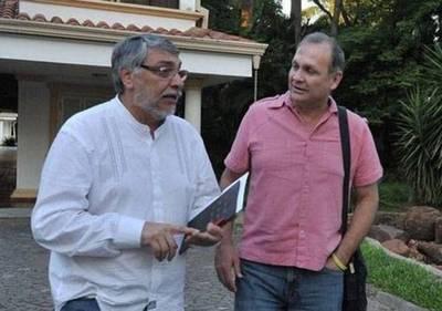 Lugo no descarta una eventual alianza con Mario para el 2018