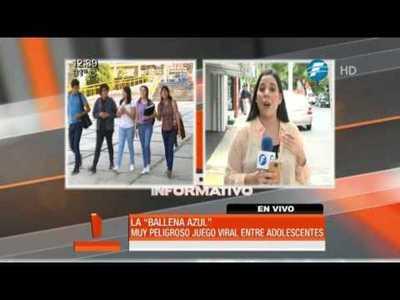 """""""La Ballena Azul"""", el peligroso juego viral"""