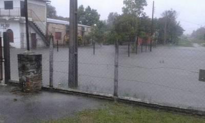 Vuelve la inundación a Ñeembucú