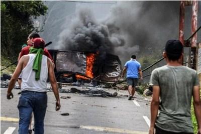 Más de 1.200 detenidos y 26 muertes en Venezuela