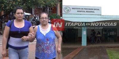 HOSPITAL DE IPS DE ENCARNACIÓN HABILITÓ MODERNO LABORATORIO.