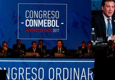 Conmebol admite evasión al fisco hasta 2015