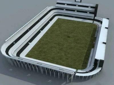 Olimpia proyecta un nuevo estadio de más de US$ 40 millones