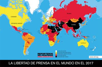 """Paraguay, entre los """"coleros"""" en libertad de prensa, nuevamente"""