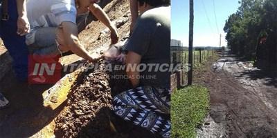 TEMPORAL DEJA PRIMERA VÍCTIMA FATAL EN EDELIRA