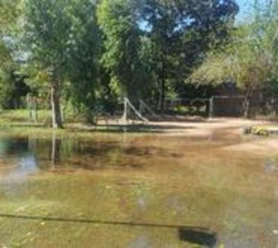 Ñeembucú: Analizarán traslado de escuelas inundadas a zonas más altas