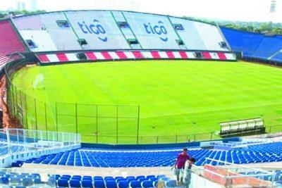 ¡Mismo estadio, mismo día!