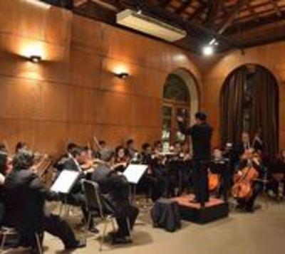 Invitan a una noche de orquesta en el Teatro Municipal