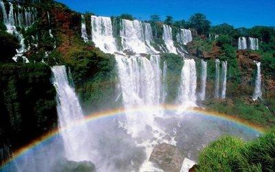 Cataratas del Iguazú, una opción para disfrutar de la naturaleza