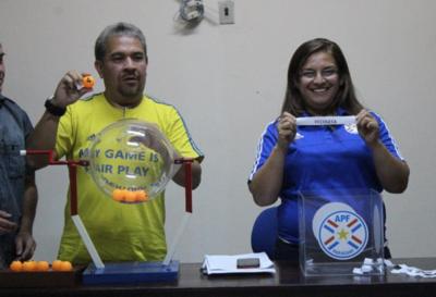 Futsal FIFA de damas, a punto de arrancar