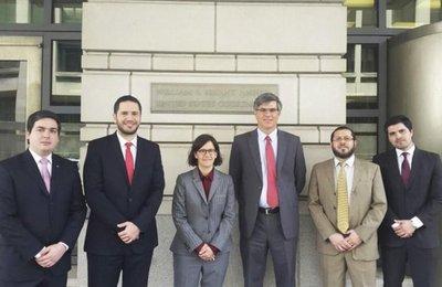Gobierno asegura que se liberó de la deuda ilegítima de Gramont Berres