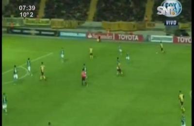 Mirá los goles de la Copa Libertadores