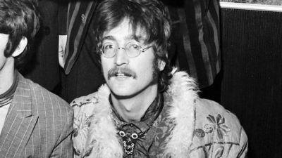 """Subastarán boceto de """"Sgt. Pepper"""" dibujado por Lennon"""