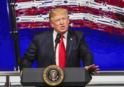 Trump dice que Venezuela es un desastre