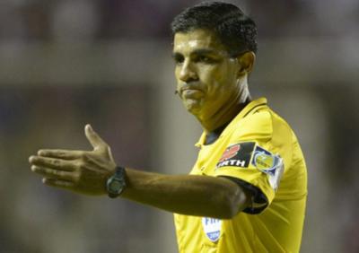 Cáceres, en la lista de jueces para la Copa