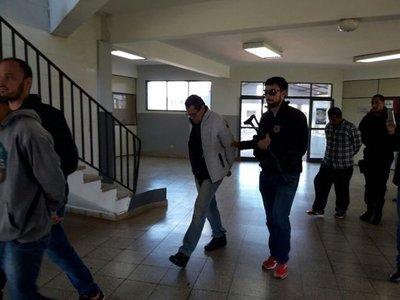 Tres miembros del PCC fueron trasladados a Brasil