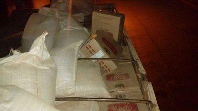 Confiscan más cigarrillos de Horacio Cartes