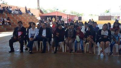 Ypejhú celebra 99 años de fundación