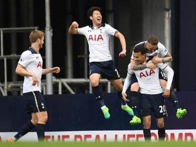 Importante victoria del Tottenham sobre Arsenal