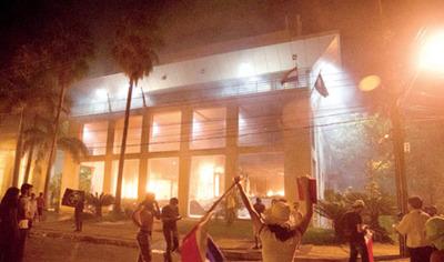 Cinco preguntas sobre la quema del Congreso