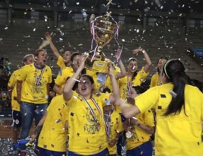 Designaron árbitros para fecha apertura del Futsal Femenino