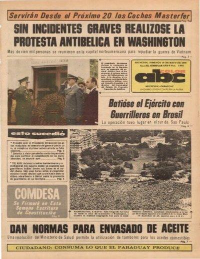 10 de mayo de 1970