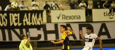Los grandes goles de Néstor Camacho en el torneo local