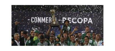 Nacional gana la Recopa, su séptimo título internacional