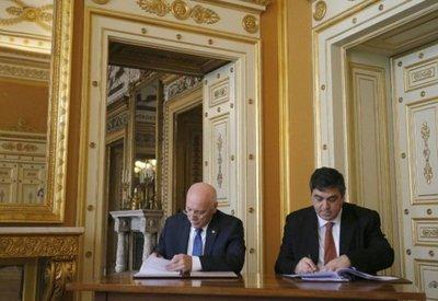 Paraguay y Portugal acuerdan traslado de condenados