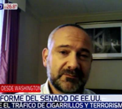 """""""Paraguay no es aliado de EE.UU. cuando permite operar al terrorismo"""""""