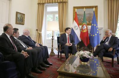 Paraguay es estratégico para Portugal en Latinoamérica