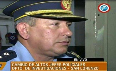 Cambian a jefes policiales por carga de droga