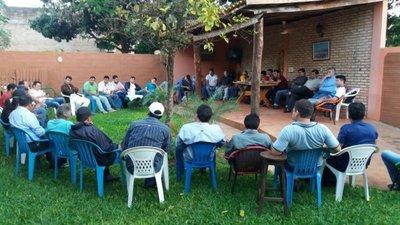 Opositores de Canindeyú gestan alianza de cara al 2018