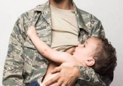 Militar presa por querer dar de mamar: oenegés elevan voz de protesta