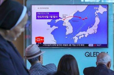 EE.UU. pide mayores sanciones contra Corea del Norte tras lanzamiento de misil