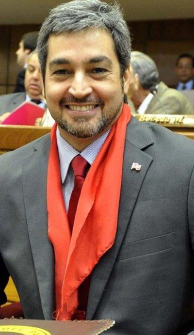 Resultado de imagen para Mario Abdo Benítez