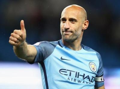 Zabaleta dice adiós en triunfo del City