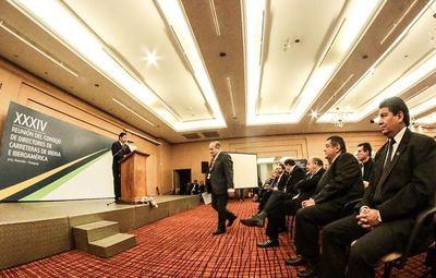 Arrancó XXXIV reunión del Consejo de Directores de Carretera
