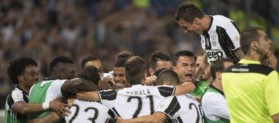Juventus conquista la Copa Italia y sueña con triplete