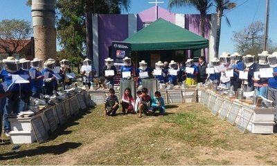 Capacitación para 600 trabajadores de zonas rurales