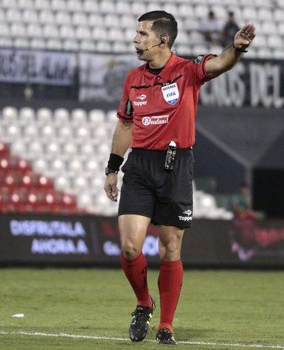 Cerro-Olimpia: Méndez será el árbitro