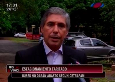 Buses no darán abasto, según CETRAPAM