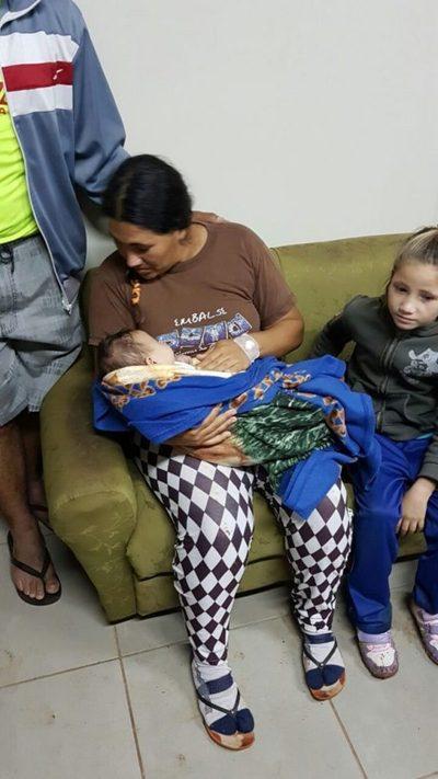 Piden colaboración para encontrar a la mujer que raptó una beba