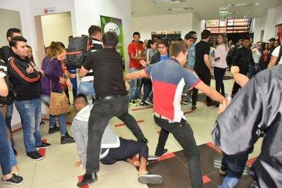 Incidentes en Unasur