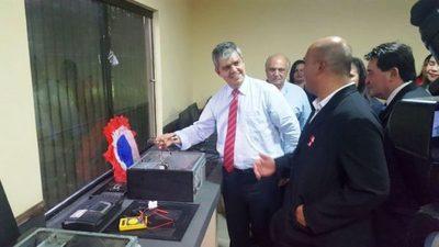 Inauguran reformas en escuela del Guairá