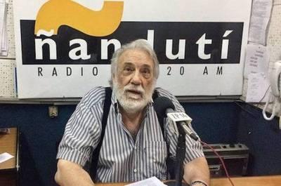"""Humberto Rubin, más de 50 años haciendo periodismo: """"Tengo todo lo que quiero"""""""