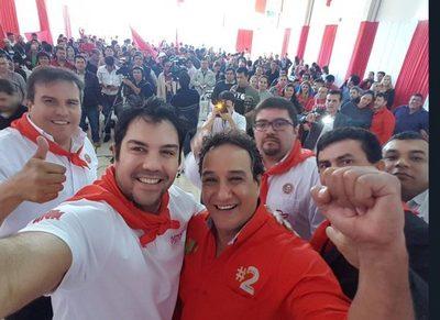 Hugo Javier se candidatará para diputado